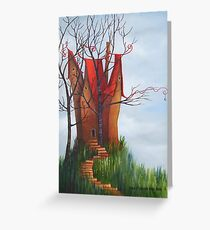 24 Steps Greeting Card