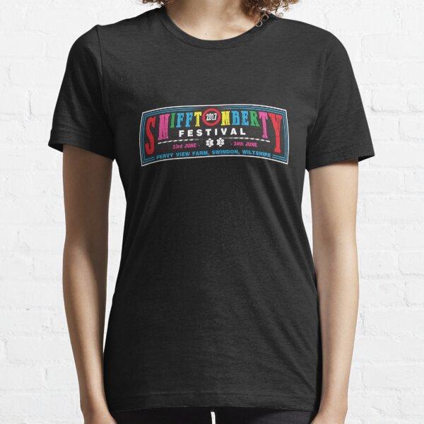 Snifftonberty Festival 2017 Essential T-Shirt