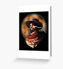 It's High Noon Greeting Card