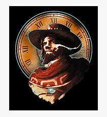 It's High Noon Photographic Print
