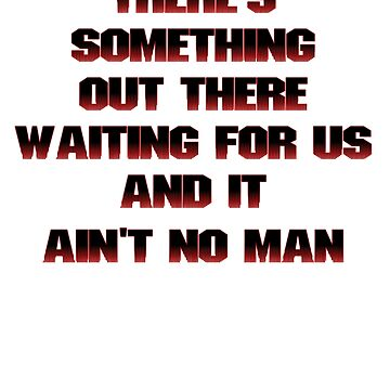It ain't no man... by philbo84