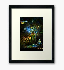 From Here to There Framed Print