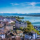 Zurich in May by vivsworld