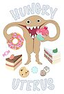 Hungry Uterus Sweet Tooth by heARTcart
