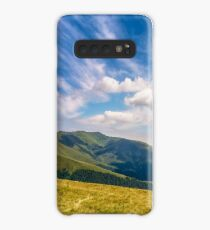 hill side meadow in summer Case/Skin for Samsung Galaxy