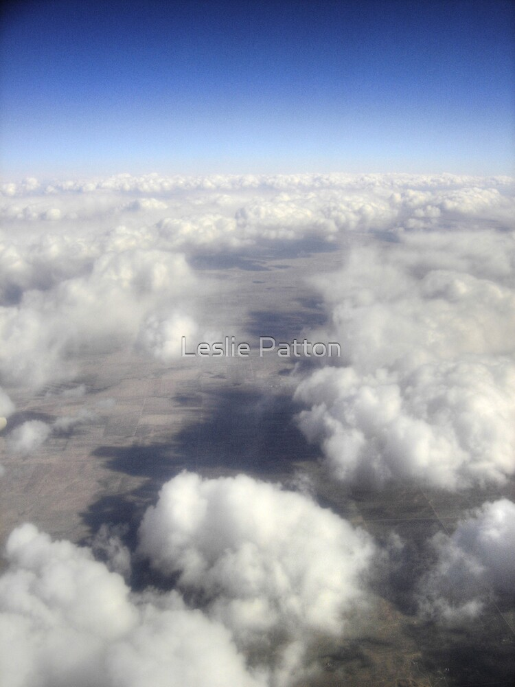 Above the Clouds by Leslie Patton
