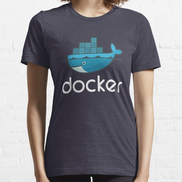 Docker Logo Essential T-Shirt