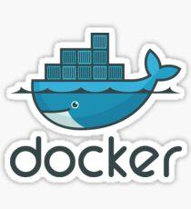 Docker Logo Sticker
