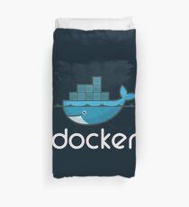 Docker Logo Duvet Cover