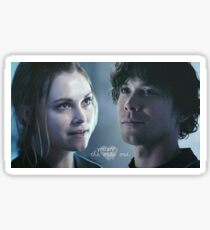 Bellarke - the only one | The100 Sticker