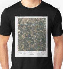 USGS TOPO Map Georgia GA Hephzibah 20110331 TM T-Shirt