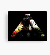 ark survival evolved Canvas Print