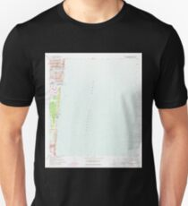 USGS TOPO Map Florida FL Port Everglades 348178 1962 24000 T-Shirt