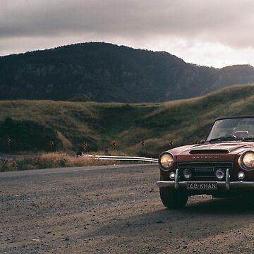 Datsun Sports 2000 Fairlady by khanzie