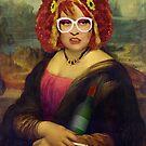 Moaner Linda (No Gold Frame) by BigFatArts