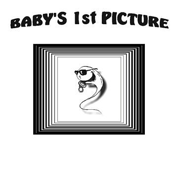 Baby's 1st Picture by DonnaM
