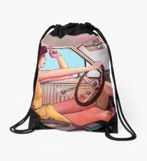 The Getaway Drawstring Bag