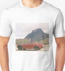 Datsun Fairlady 2000 Sports Mountain Unisex T-Shirt