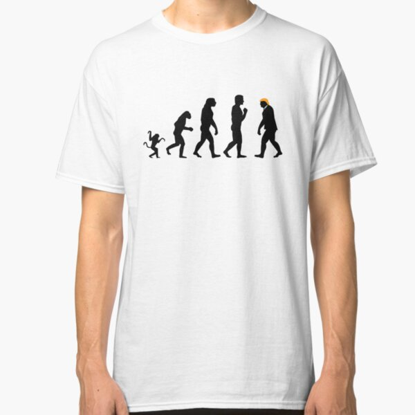 Trump evolution II Classic T-Shirt