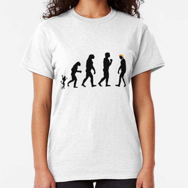 Trump evolution II Classic T-Shirt