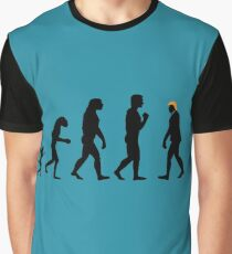 Trump evolution II Graphic T-Shirt