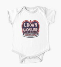Vintage Crown Gasoline 00162 Kids Clothes