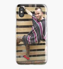 Poncho iPhone Case/Skin