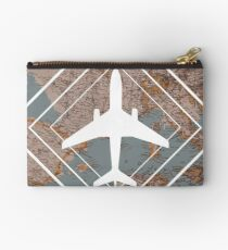 Plane shadow Studio Pouch