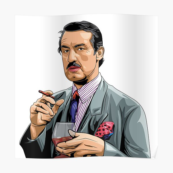 Boycie, Only Fools And Horses Poster