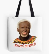 James Cameroun  Tote Bag