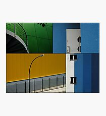 Berlin Urban Fragments Photographic Print