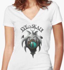 Eye of Skadi - DOTA 2 Women's Fitted V-Neck T-Shirt