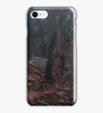 Capertee Bark in the Mist iPhone Case/Skin