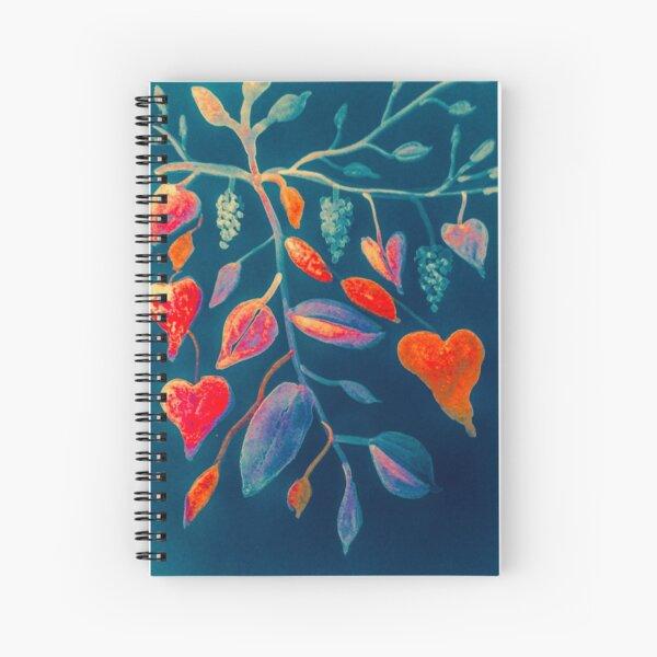 Grape Love Spiral Notebook