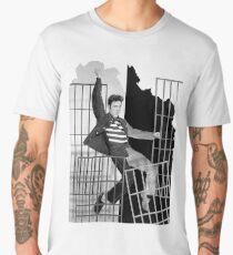 Jailhouse P-Elvis Swing! Men's Premium T-Shirt