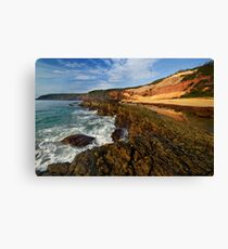Middle Beach - Merimbula Canvas Print