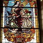 Stained glass Window  by Ana Belaj
