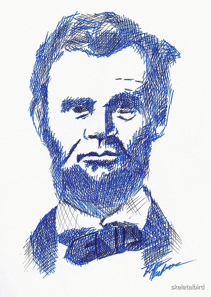 Lincoln by skeletalbird