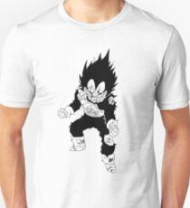 Vegeta Injured - Dragonball Z Unisex T-Shirt