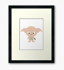 Cartoon Dobby Framed Print
