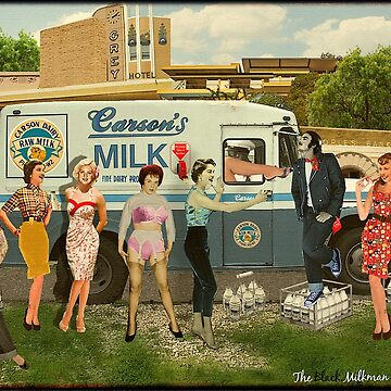 The Black Milkman by PrivateVices