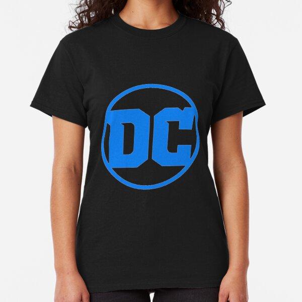 Cyborg Logo Justice League Movie Classic Official DC Comics Black Mens Tshirt
