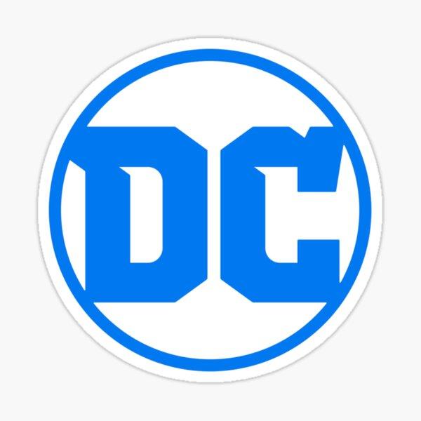 DC Comics, edición 2016. Pegatina