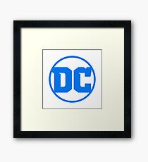 DC Comics, 2016 Edition.  Framed Print