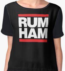 Rum Ham Merchandise Women's Chiffon Top