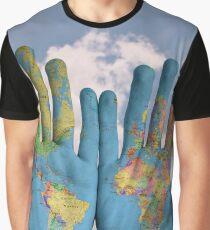 main du monde  Graphic T-Shirt