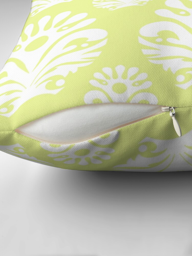 Alternate view of SERVED Throw Pillow