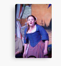 Dickens Fair Sing Along Canvas Print