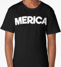 MERICA Long T-Shirt
