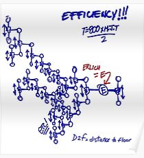 Optimal tip to tip efficiency - From the middle out  Poster